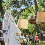 Indianentent van zweethutwestfriesland en tentenverhuurwestfriesland, event workshop in tipi tent, douglas palen