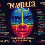 Windcirkeltenten op Mandala festival, zweethutwestfriesland, sauna events op Mandala