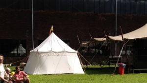 landsknecht riddertent, riddertent.nl kasteeltenten, historische tenten