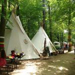 indianentent huren met activiteiten