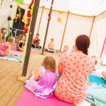 Mandala festival, historische tent huren, verhuur riddertenten, kasteeltent huren, middeleeuwse tent huren
