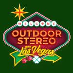 Stereo outdoor festival werkt samen met windcirkeltenten, stretchtent huren, riddertent huren en tipi huren