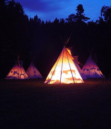indianentent kopen, verkoop tipi tenten
