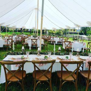 Historische tent kopen, diner onder middeleeuwse tent