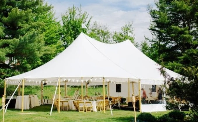 Grote tent huren, bruiloft tent huren, privé feesten en bedrijfsfeesten