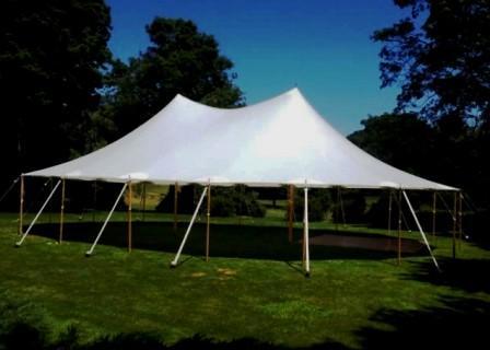 Bruiloft, verhuur grote historisch tenten, historische tent huren