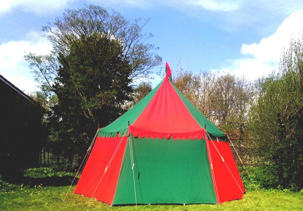 Tenten verkoop tentenverhuur, historische tenten, middeleeuwse tenten, riddertenten