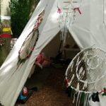 Kids indianendorp huren, kinder feestjes