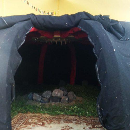 Outdoor sauna huren, sauna op camping Buitenland